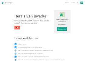zeninvader.com