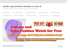 zenith-copy-watches.watchesonsale.it