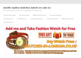 zenith-replica-watches.watchonsale.es