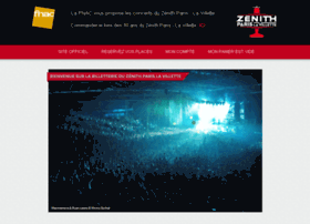 zenithdeparis.fnacspectacles.com