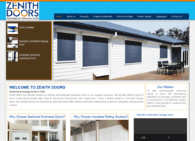 zenithdoors.co.in