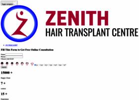 zenithhairtransplant.com