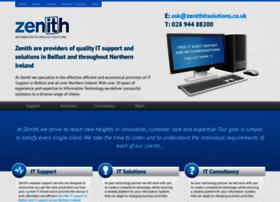 zenithitsolutions.co.uk