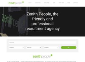 zenithpeople.com