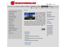 zenixauto.investorroom.com