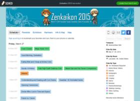 zenkaikon2015b.sched.org