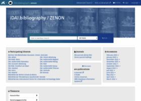 zenon.dainst.org
