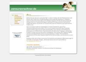 zensurenrechner.de