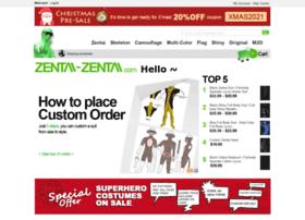 zentai-zentai.com