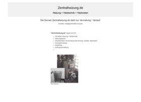 zentralheizung.de