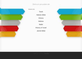 zentrum-jerusalem.de