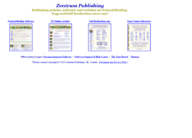 zentrum-publishing.ca
