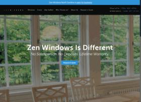 zenwindowsnc.com