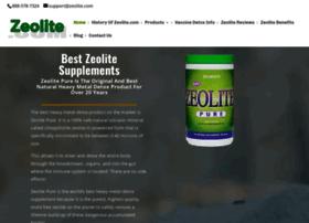 zeolite.com