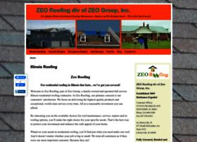zeoroofing.com