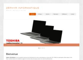 zephyr-informatique.com