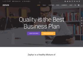 zephyr.us-themes.com