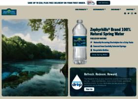 zephyrhillswater.com