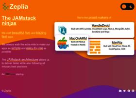 zeplia.com