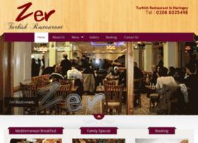 zer-restaurant.co.uk