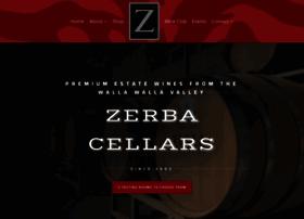 zerbacellars.com