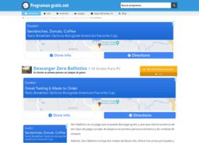 zero-ballistics.programas-gratis.net