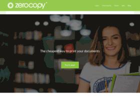 zerocopy.be