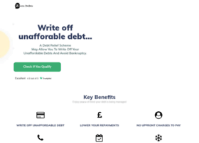 zerodebts.co.uk