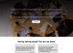 zerodelta.com