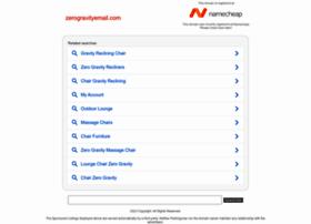 zerogravityemail.com