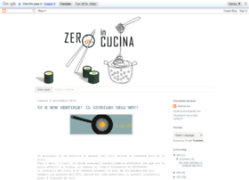 zeroincucina.blogspot.it