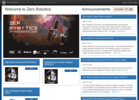 zerorobotics.mit.edu