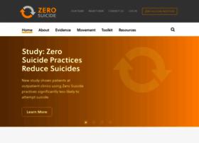 zerosuicide.sprc.org