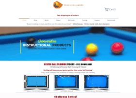 zerox-billiards.com
