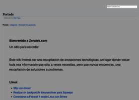 zerutek.com