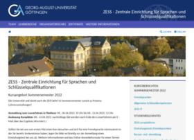 zess.uni-goettingen.de