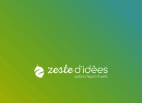 zeste-didees.com