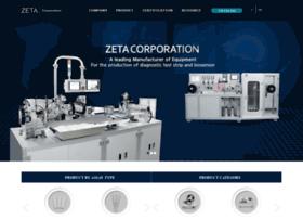 zetacorporation.com