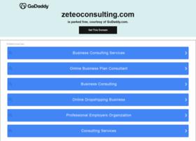 zeteoconsulting.com