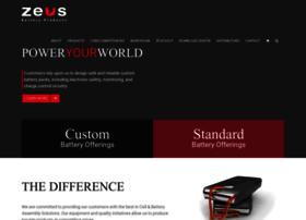 zeusbatteryproducts.com