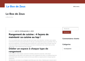zeusboxstudio.com