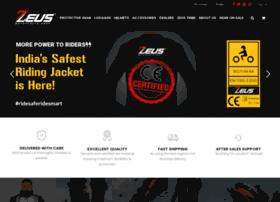zeusmotorcyclegear.com