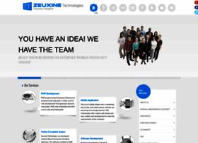 zeuxinetechnologies.com