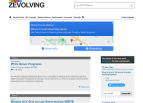 zevolving.com
