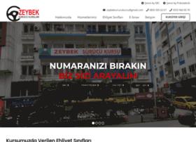zeybeksurucukursu.com