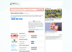 zfreez.com.cutestat.com