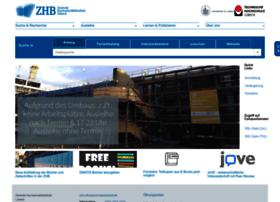 zhb.uni-luebeck.de