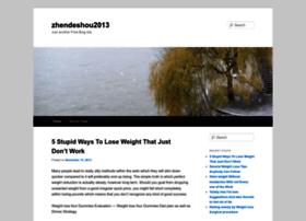 zhendeshou2013.freeblog.biz