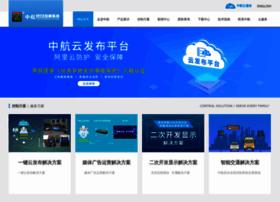 zhonghangled.com
