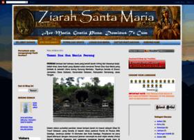 ziarah-santa-maria.blogspot.com